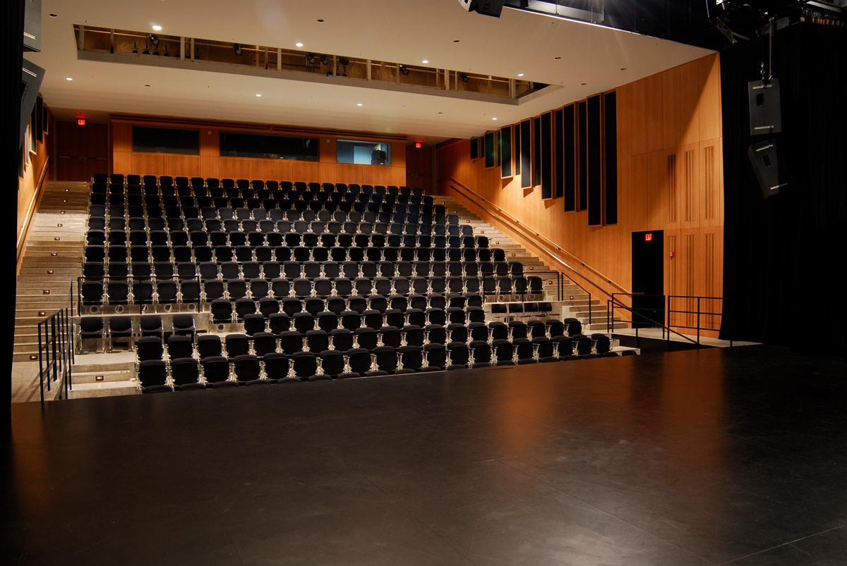 MCA Stage
