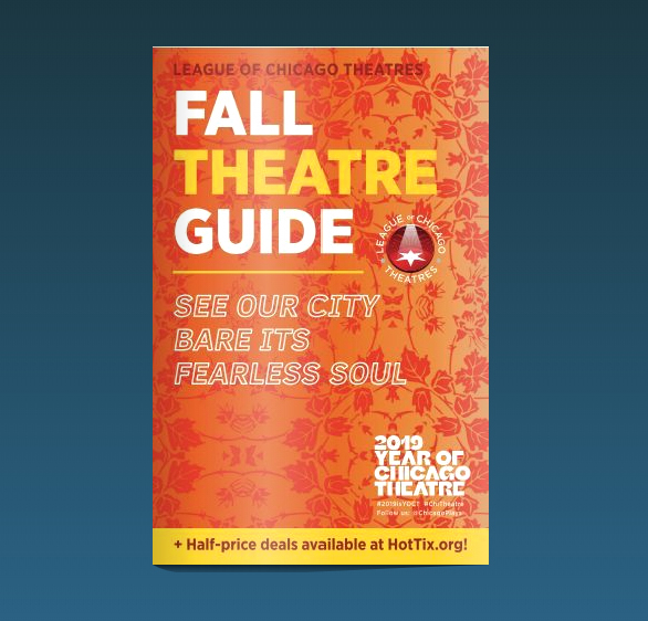 2019 Fall Theatre Guide