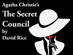 Logo Image for First Folio Theatre's The Secret Council, adapted by David Rice