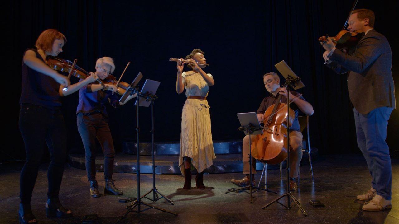 Nathalie Joachim + Spektral Quartet