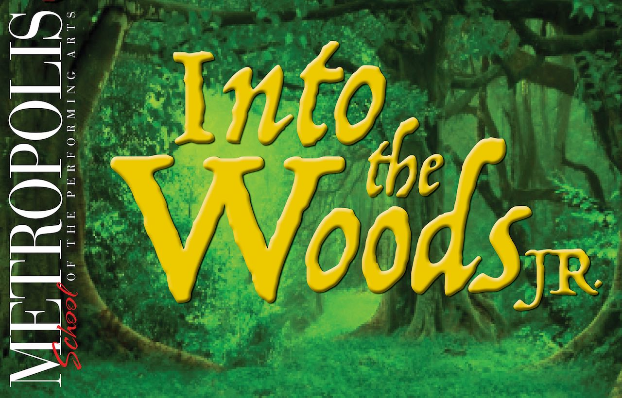 Into the Woods JR at Metropolis